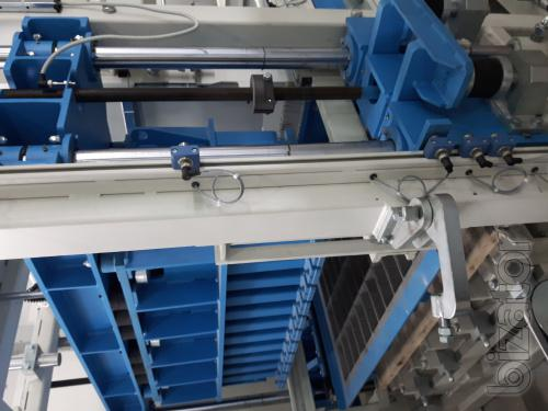 Stationary block machine R-500