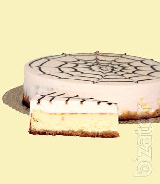Чизкейк, творожный торт