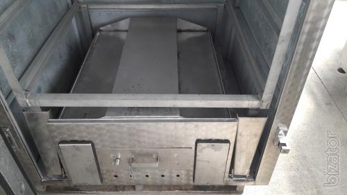 Smoke chamber Spako G-100W
