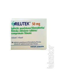 Рилутек 50мг 56
