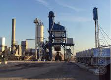 Used stationary asphalt mixing plant Sumab TBA-200-K/U