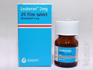 Лейкеран табл. п/о 2 мг