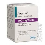 Авастин 400 мг/16 мл во флак.1