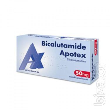 Бикалутамид 50 мг 30Teva (Израиль)