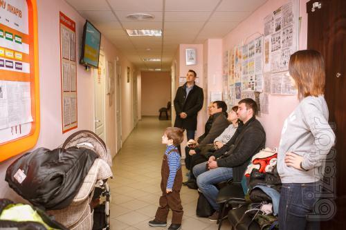 Реклама для производителей и продавцов детских товаров в поликлиниках г.Киева