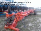 Плуг оборотный Gregoire Besson SPSL  8  (7+1 )