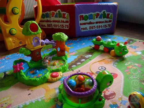 Прокат детских товаров и игрушек г. Тернополь
