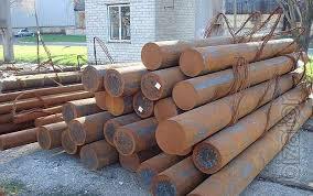 Круги сталь 50 (сталь конструкционная углеродистая качественная)
