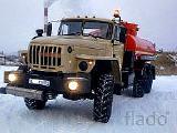 АТЗ 10 на  шасси Урал 4320-1912