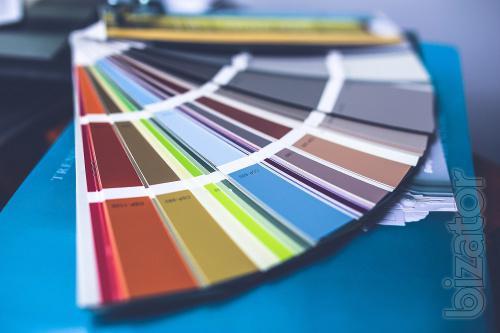 Высококачественная фасадная рельефная акриловая краска