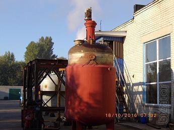 Изготовление реакторов из нержавеющей и биметаллической стали.