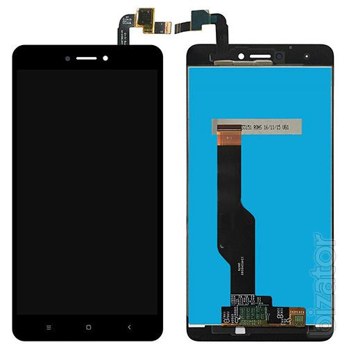 Дисплей + тачскрин для Xiaomi Redmi Note 4X