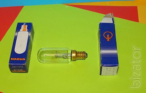 Лампа Narva 60V-10W цоколь Е14
