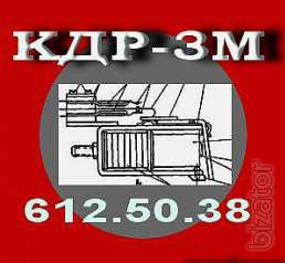 Реле кодовое КДР-3М (паспорт № 612.50.38)