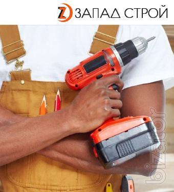 Бригада строителей в Киеве