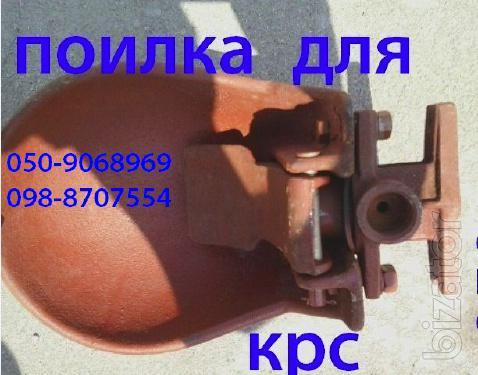 Поилка для  Коров  (КРС)  Чугунная (советская)