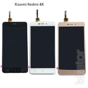 Дисплей + тачскрин для Xiaomi Redmi 4X