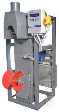 Дозатор сыпучих материалов в клапанные мешки сведа двс-301-50-6