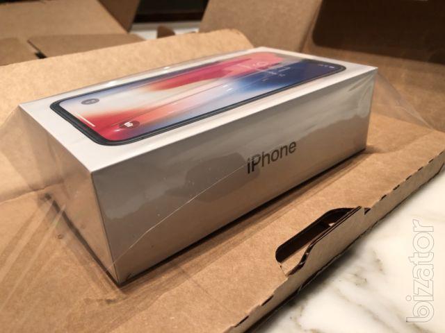 apple iphone x - 64gb/256gb - unlocked)