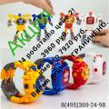 Часы трансформеры подарок игрушка