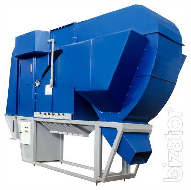 Сепаратор зерна АСМ-20 машина для калибровки