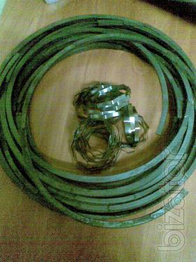 Кольца поршневые У-220 (М-220) пластмассовые для компрессоров ВУ 3/8 и ВУ 6/4