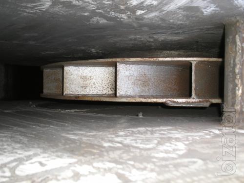 Воздуходувки из нержавеющей стали ВТВ-8,5