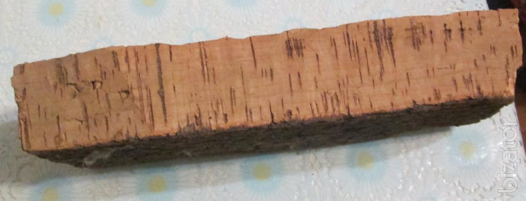 Кора пробкового дерева (кора пробкового дуба).