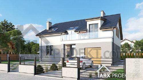 Індивідуальне проектування будинків, дач