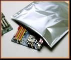 Эластичная упаковка для статической защиты