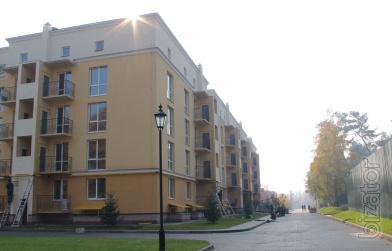 2-х комнатная квартира 55,59 кв.м в ЖК Соцтаун