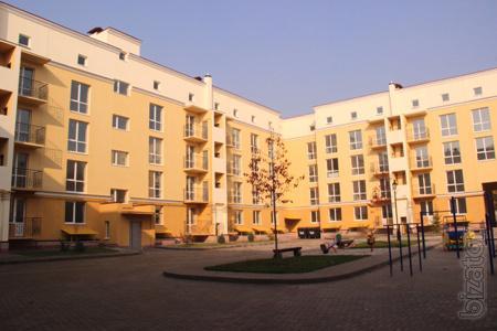 2-х комнатная квартира 68,1 кв.м в ЖК Соцтаун