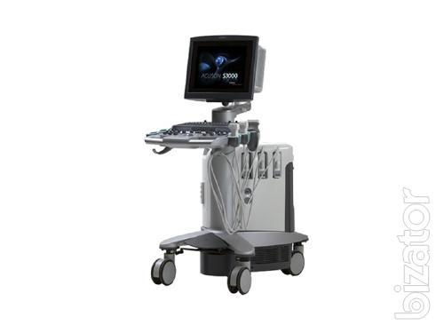 УЗИ аппарат - Siemens Acuson S3000