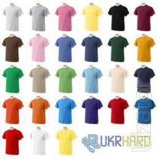 футболки однотонные футболки