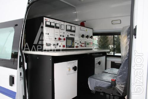 Электротехническая лаборатория ЭТЛ-10