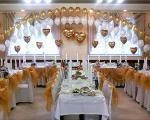 Украшение шарами свадьбы в Днепре