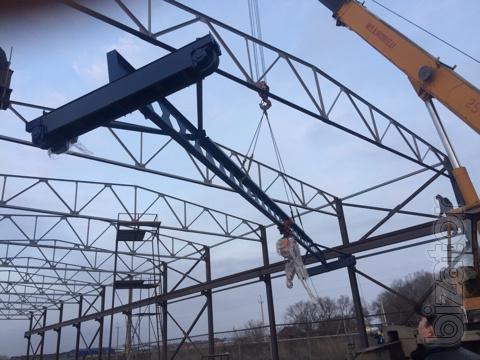 Краны мостовые, кран балки в наличии от компании Арт Строй Сервис Плюс