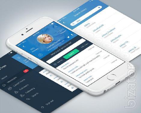 Разработка мобильных приложений, заказать лэндинг пэйдж, создание интернет сайтов