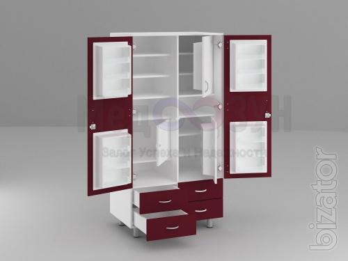 Шкаф для медикаментов (аптечный) ША.02.01