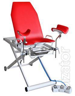 Кресло КГЭМ – 01Е (3 электропривода)