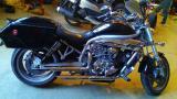 Виготовлення вихлопної системи для мотоцикла