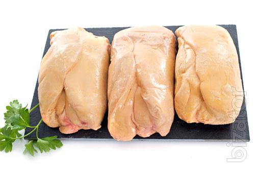 Мясо птицы с доставкой по Одессе