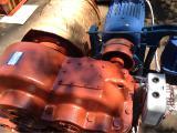 Лебедка маневровая электрическая г/п 2 тонны ЛМ-2 с тросом