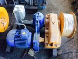 Лебедка маневровая электрическая г/п 1 тонна ЛМ-1 с тросом