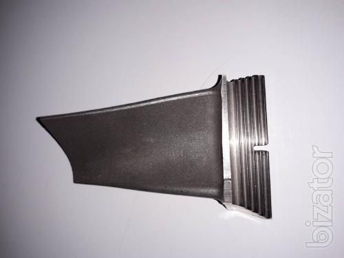 Лопатка рабочая 6ТК.04.003-9(10).