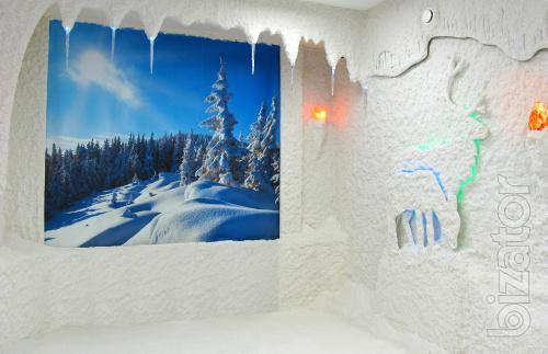Купить Галогенераторы, оборудование для Соляной пещеры в Казахстане