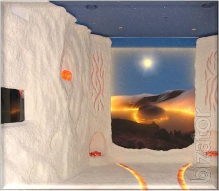 Построй свою Соляную пещеру с галогенератором Бризсоль-1