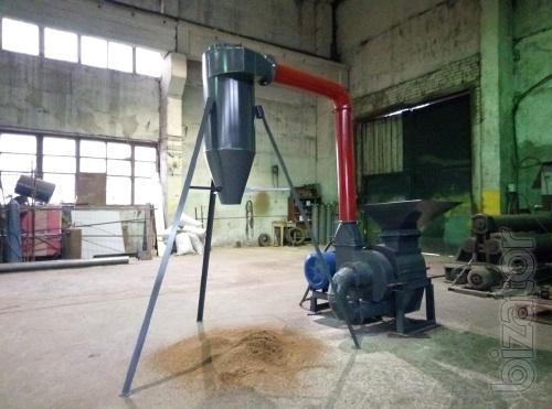 Hammer Mill MD-30/500 (500-900 kg/h)