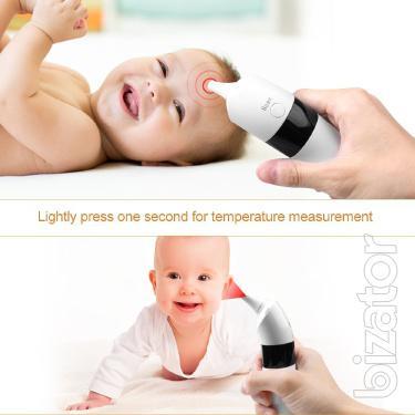Американский бесконтактный инфракрасный термометр. Детский термометр.