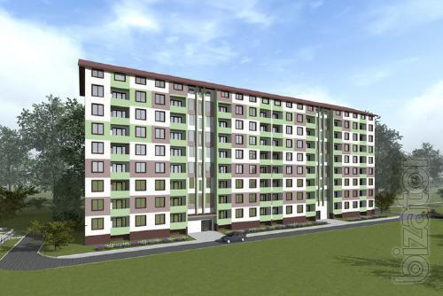 Однокомнатные квартиры в Обухове цена 15300 $, квартира в новостройке Обухов